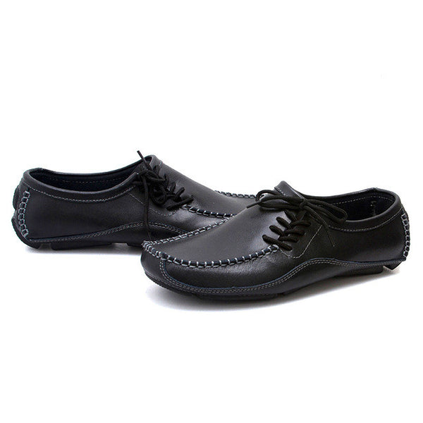 Moccasins Slip On Men's Shoe Boat Shoes