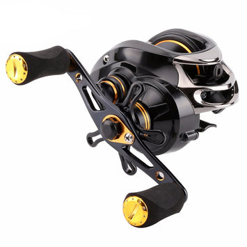 Lure Fishing Reels Magnetic Systems Wheel for