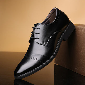 genuine leather shoes men shoes