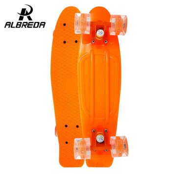 Small fish plate Skateboard Durable Outdoor Sport