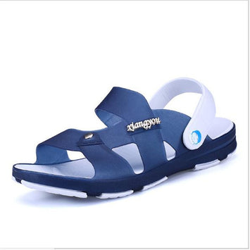Sandals Male Summer Men Cool