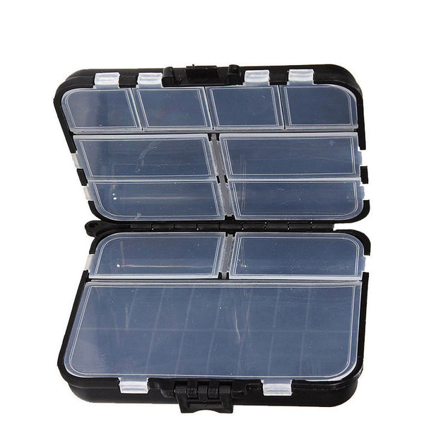 Fishing Tool Lure Bait Tackle Storage Box Case