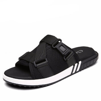 Men's Sandals Causal Shoes Black