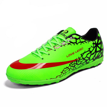 Men Football Soccer Shoes