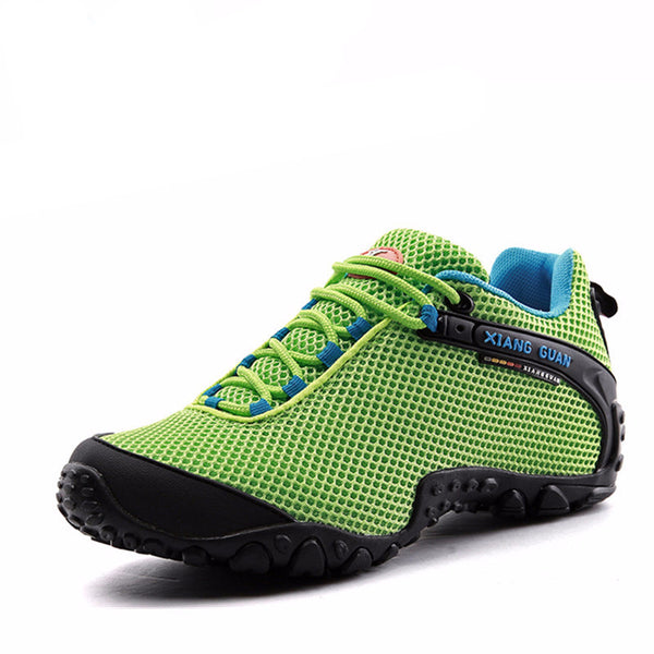 Men Mesh Breathable Trekking Boots