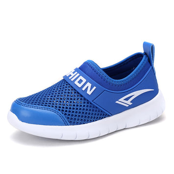 Breathable Children Boys Sneakers Teenage Shoes