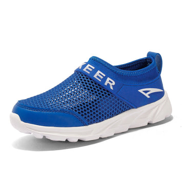 Brand Sport Shoes Mesh Kids Sport Shoes