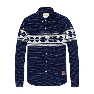 Winter Long Sleeve Casual Shirts