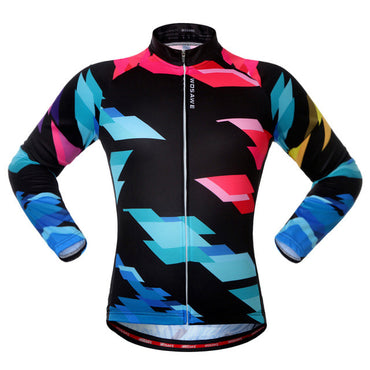 Clothings Qiuck Dry Sports Wear Long Sleeve