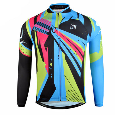 Men Sports Cycling Jersey