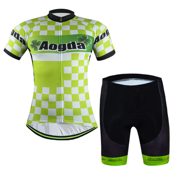green clover Jerseys / Clothing / quick drying