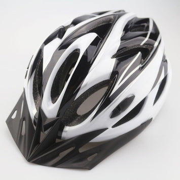 Mountain Bike Integrally Molded Helmet