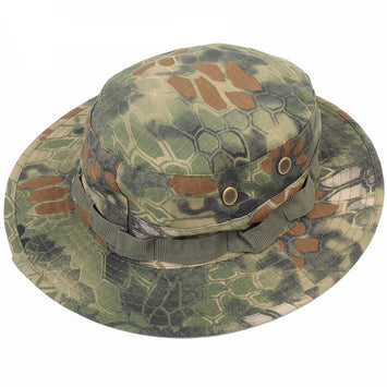 Camouflage Bucket Cap MR Camping