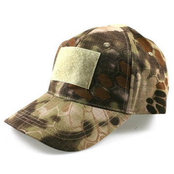Cotton Camo Men Hiking Hat Caps