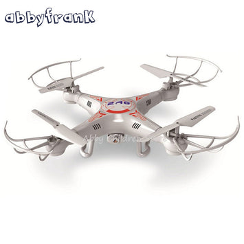 Gyro Quadcopter Led Light Flying Plane Toy