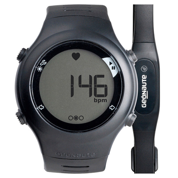 Decathlon 110 heart rate monitor watch