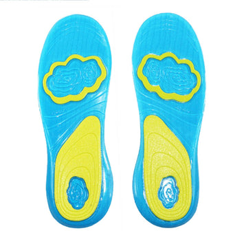 Gel Insoles Sports Running insoles Massaging shoe
