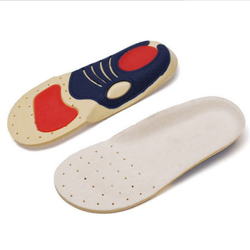 Soft Arch Support Orthotic Insole Damping Shoe