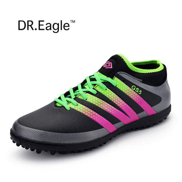 kids Futsal shoes for sock football boots