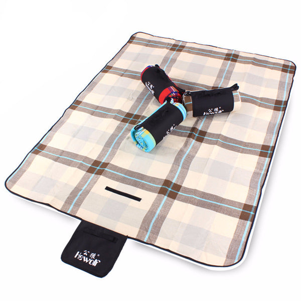 Pad Foldable Beach Camping mat blanket