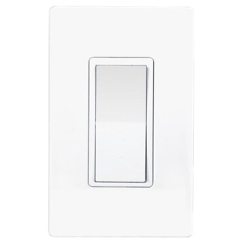 SATCO products 86/104 ZWAVE IN WALL 3WAY AUX SWITCH