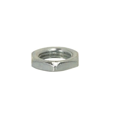 SATCO products 90/001 1/8 STEEL HEX NUT UNFINISHED