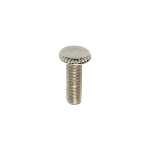 "SATCO products 90/023 1/2"" KNURLED 8/32 SC NICKEL FI"