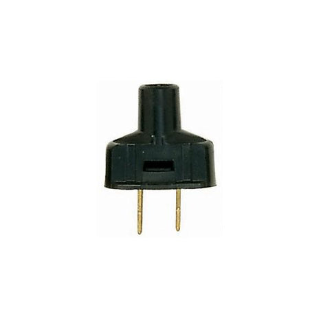 SATCO products 90/1116 VINYL PLUG-BLACK