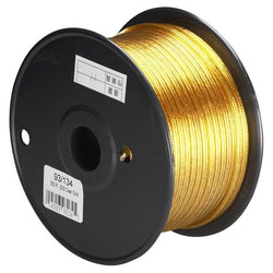 SATCO products 93/134 20/2 CLEAR GOLD WIRE 250 FT.