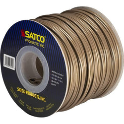 SATCO products 93/140 18/2/SPT/1 250' SPL MET GOLD