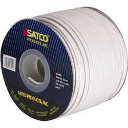 SATCO products 93/141 16/2 SPT2 250'SPOOL WHITE