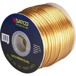 SATCO products 93/165 250 FT. 16/2/SPT/2 CLEAR GOLD
