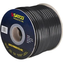 SATCO products 93/166 250 FT. 16/2/SPT/2 BLACK