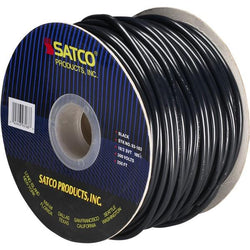 SATCO products 93/183 18/2 SVT BLACK PULLEY CORD