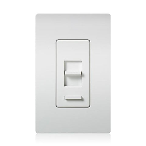 SATCO products 96/101 LUMEA C.L. SLIDE DIMMER WHITE