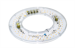 "FULHAM TJTUNV034ACXXXB DIRECT AC LED RETROFIT ENGINE KIT 120-277v, leads, 34w, 9.55"" diameter"