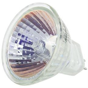 NORA QU20MR11FTC/24 - 20 Watt, 24?Volt, MR11 Halogen, G4 Base, Narrow Floodlight