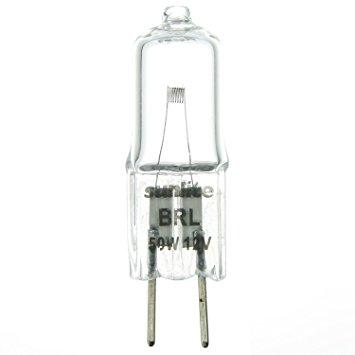 NORA QI50JC/12 - 50 Watt, 12?Volt, T3 Halogen, GY6.35 Base