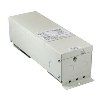 NORA NMT-244/12C2D1 12V, 240W (4 x 60W Breakers) C2 Dim. Hardwire Magn. Driver w/ Regulator for Constant Current & Voltage