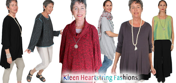 Kleen Heartstring Fashions Clothing