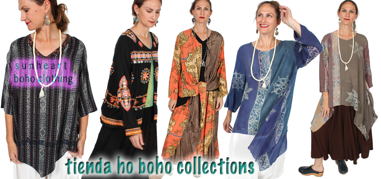 TIENDA HO BOHO HIPPIE CHIC COLLECTION