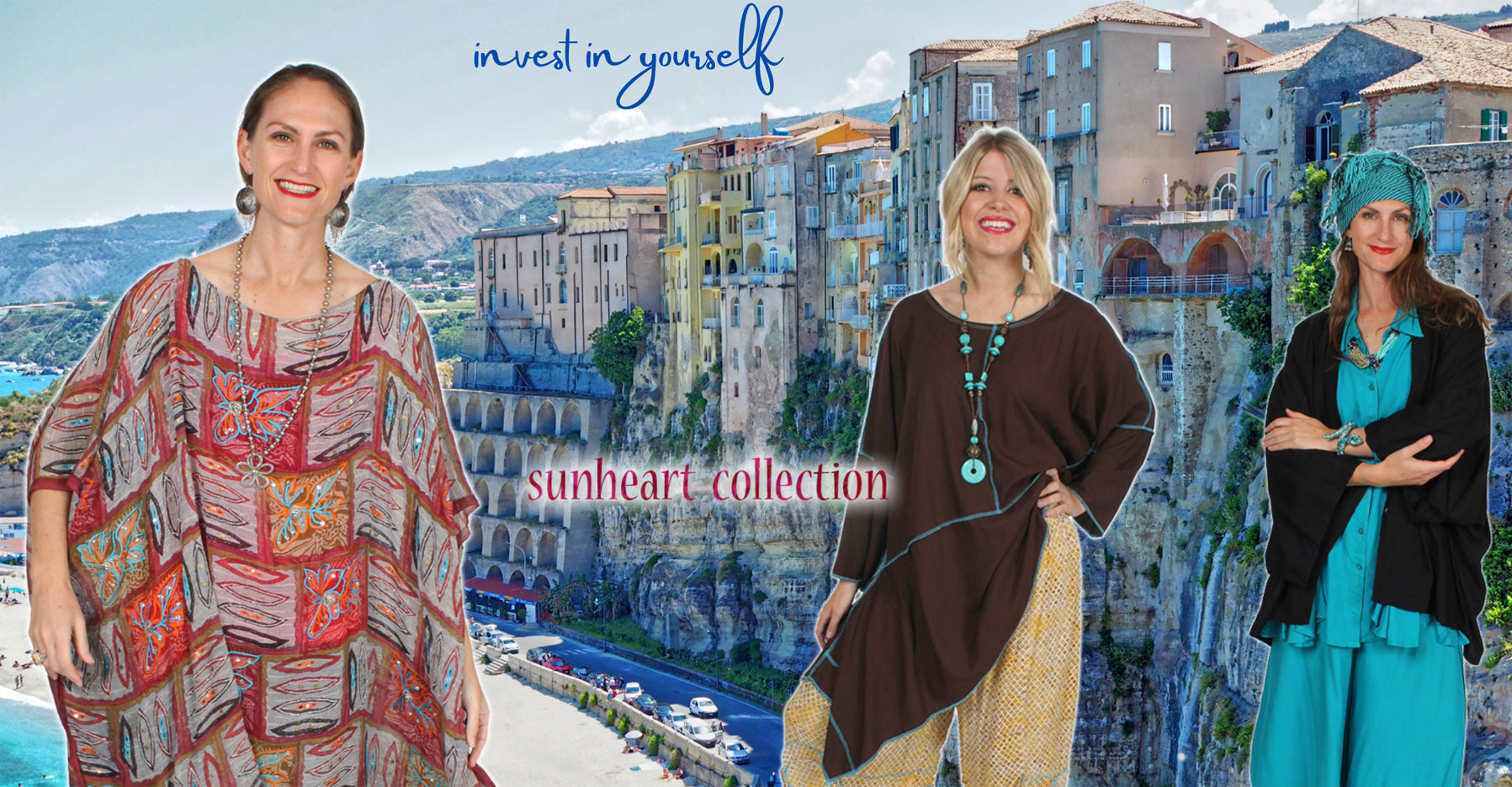 Sunheart Boho Hippie Chic Clothing Small-Plus Sizes