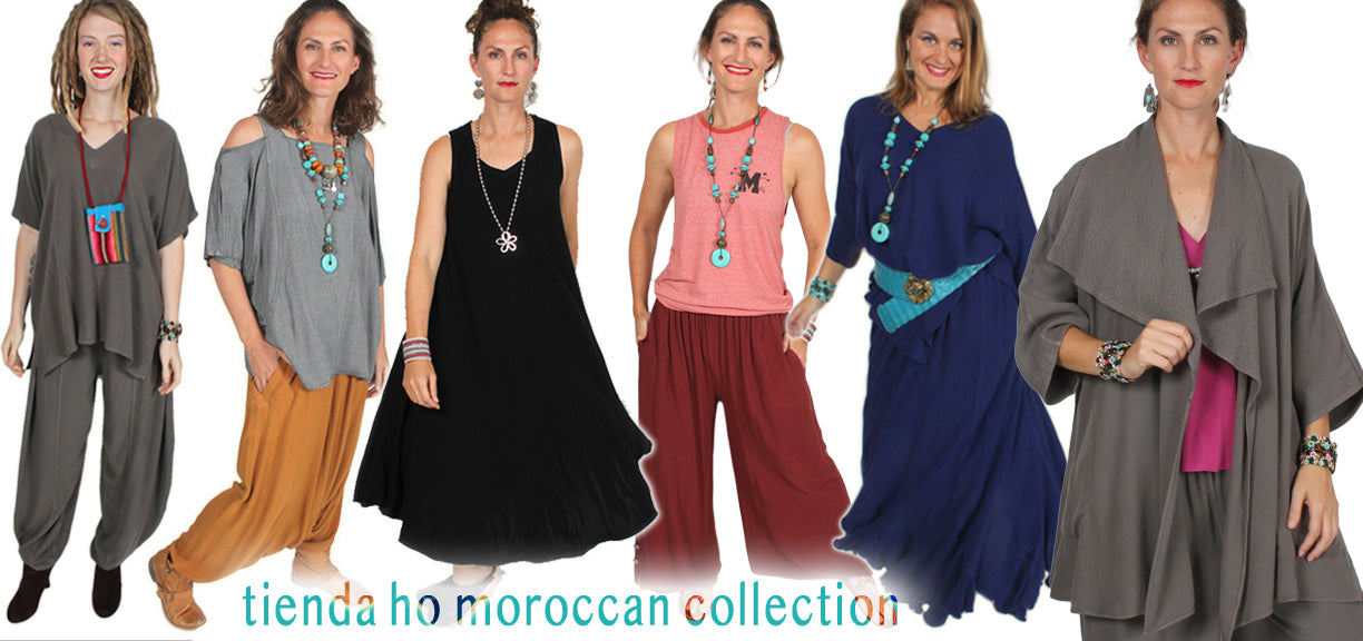 Tienda ho Moroccan Cotton Full Collection 19 Colors