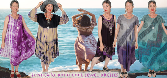 BOHEMIAN BATIK RESORT WEAR