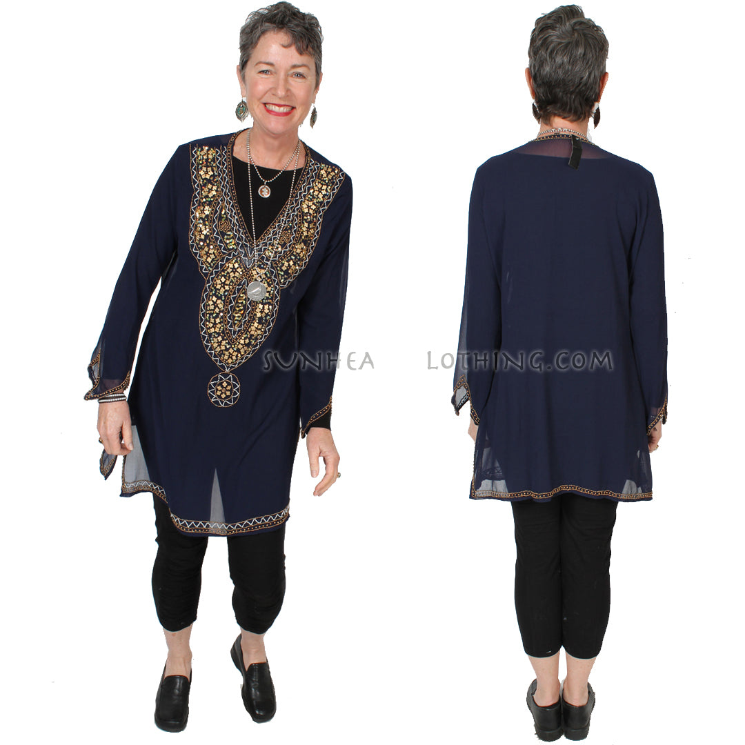 Tienda ho Holiday Embellished Gem Top Sml-1x Clearance Sale
