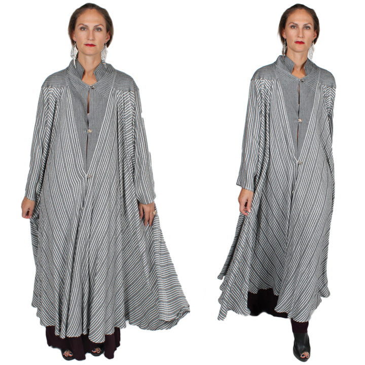 Dairi Fashions Durga Goddess Coat Stunning Plus Circle Sml-8X
