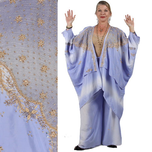 Sunheart Vintage Silk Tibet Jacket  Sml-Large-xl-2x One Size
