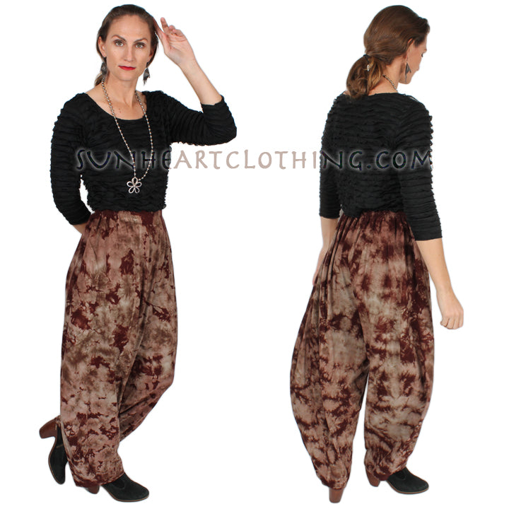 Dairi Fashions Harem Pants Moroccan Cotton Goddess Gypsy Boho Sml-5x