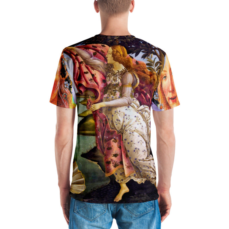 Sunheart Birth of Venus© Goddess Ceremony Shaman Unisex Festival Women's Men's Tee Shirt Small to 2X