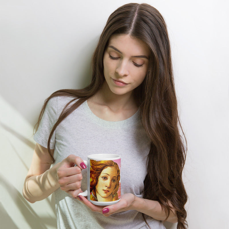 Simonetta & Sandro Lovers AMore Coffee Mug Tea Mug True Love Novelty Mug Coffe Mug, Spiritual Gifts for Her, More Art Inspirational Mugs and Gifts, Coffee Tea Mug